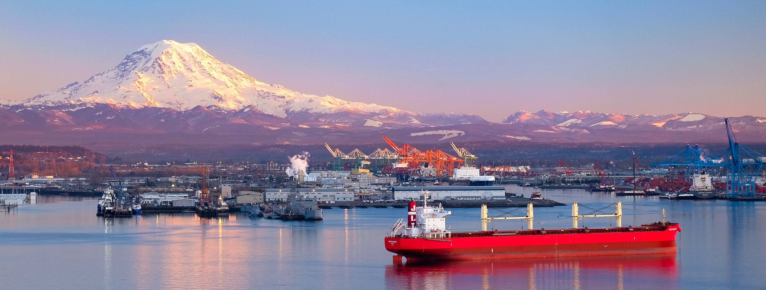 Ocean Freight Forwarder